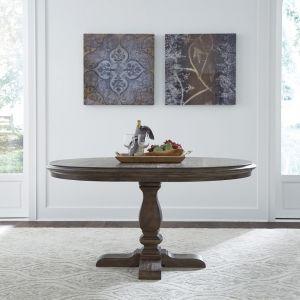 Liberty Furniture - Homestead Pedestal Table - 693-DR-PDS
