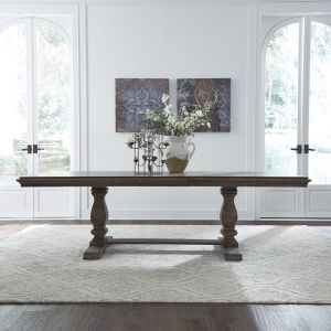 Liberty Furniture - Homestead Trestle Table - 693-DR-TRS