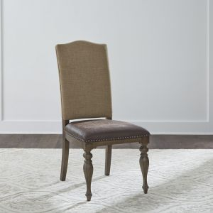 Liberty Furniture - Homestead Uph Side Chair (RTA) - 693-C6501S