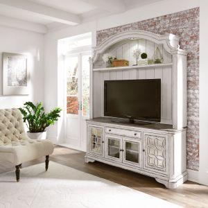 Liberty Furniture - Magnolia Manor Entertainment Center - 244-ENT-ENC