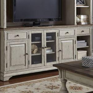 Liberty Furniture - Morgan Creek Entertainment TV Stand - 498-TV68