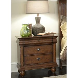 Liberty Furniture - Rustic Traditions Night Stand - 589-BR61