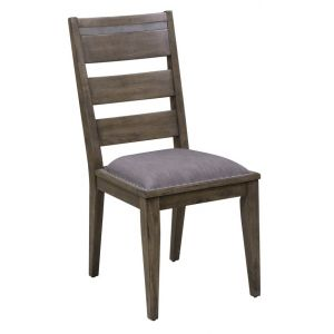 Liberty Furniture - Sonoma Road Ladder Back Side Chair (RTA) (Set of 2) - 473-C2001S