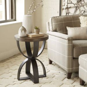 Magnussen - Bowden Round Accent Table - T4635-35