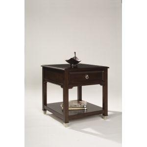 Magnussen - Darien Wood Rectangular End Table - T1124-03