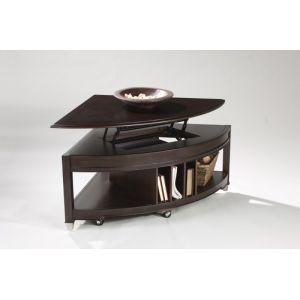 Magnussen - Darien Wood Shaped Cocktail Table - T1124-65