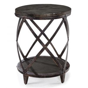 Magnussen - Milford Round Accent Table - T4044-35