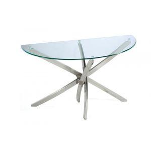 Magnussen - Zila Demilune Sofa Table - T2050-75T_T2050-75B