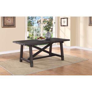 Modus Furniture - Yosemite Solid Wood Rectangular Extension Table - 7YC961