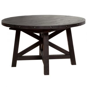 Modus Furniture - Yosemite Solid Wood Round Extension Table - 7YC961R