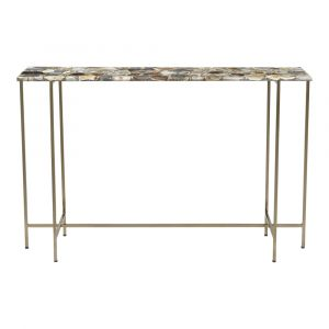 Moe's Home - Agate Console Table - GZ-1006-37