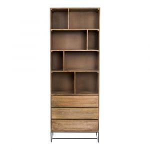 Moe's Home - Colvin Shelf W/Drawers - SR-1024-24