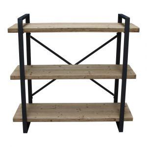 Moe's Home - Lex 3 Level Shelf - HU-1087-24