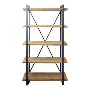 Moe's Home - Lex 5 Level Shelf - HU-1086-24