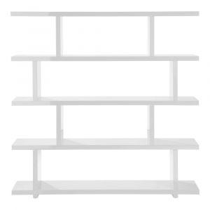 Moe's Home - Miri Shelf Large in White - ER-1073-18