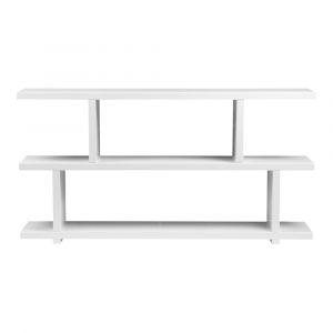 Moe's Home - Miri Shelf Small in White - ER-1072-18