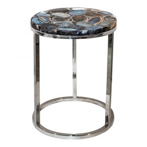 Moe's Home - Shimmer Agate Accent Table - PJ-1003-30