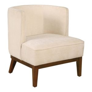 Moe's Home - Tuck Accent Chair in Beige - RN-1141-34