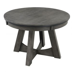 Picket House Furnishings - Princeton Round Game Table - GTPR100GT