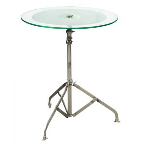 Pulaski - Cymbal Accent Table - DS-P006010 - CLOSEOUT