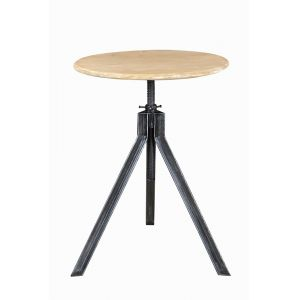 Pulaski - Metal / Wood Accent Table - DS-A175-852 - CLOSEOUT