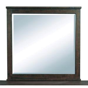 Pulaski - Ruff Hewn Landscape Mirror - 210-S076-030