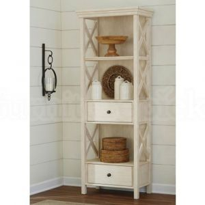 Signature Design by Ashley - Bolanburg Display Cabinet - D647-76