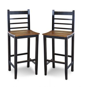 Sunset Trading - Party Bar Stool (Set of 2) - HH-8045-030-2 - CLOSEOUT