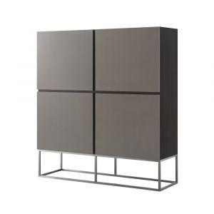 Theodore Alexander - TA Studio No. 3 Alphonse Cabinet in Ossian Cherry Finish - TAS61014-C097