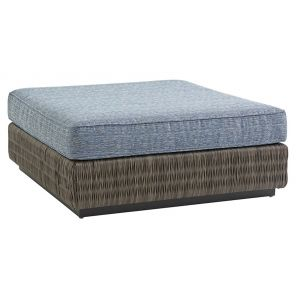 Tommy Bahama Outdoor - Cypress Point Ocean Terrace Cocktail Ottoman - 01-3900-46-40