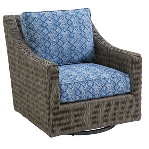 Tommy Bahama Outdoor - Cypress Point Ocean Terrace Swivel Glider Lounge Chair - 01-3900-11SG-40