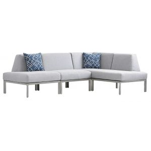 Tommy Bahama Outdoor - Del Mar 3-Piece L Sectional - 01-3800-50S-40