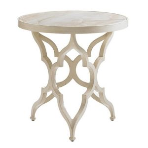 Tommy Bahama Outdoor - Misty Garden Round Accent Table - 01-3239-951C