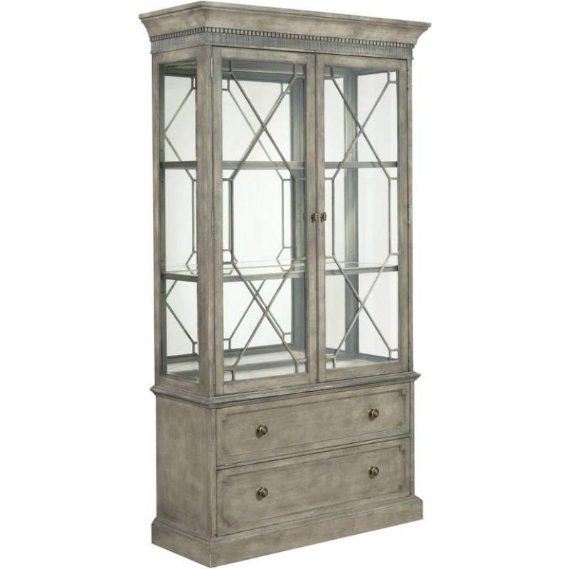 American Drew - Savona Larsson Display Cabinet - 654-830R