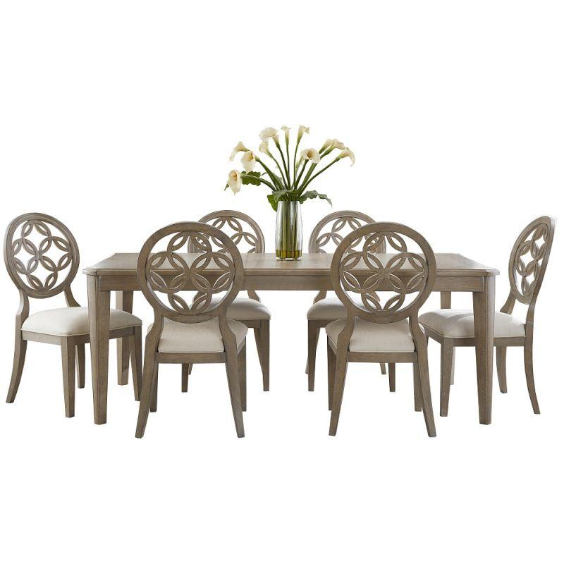Hillsdale - Savona 7-Piece Dining Set - 5851DTBC7