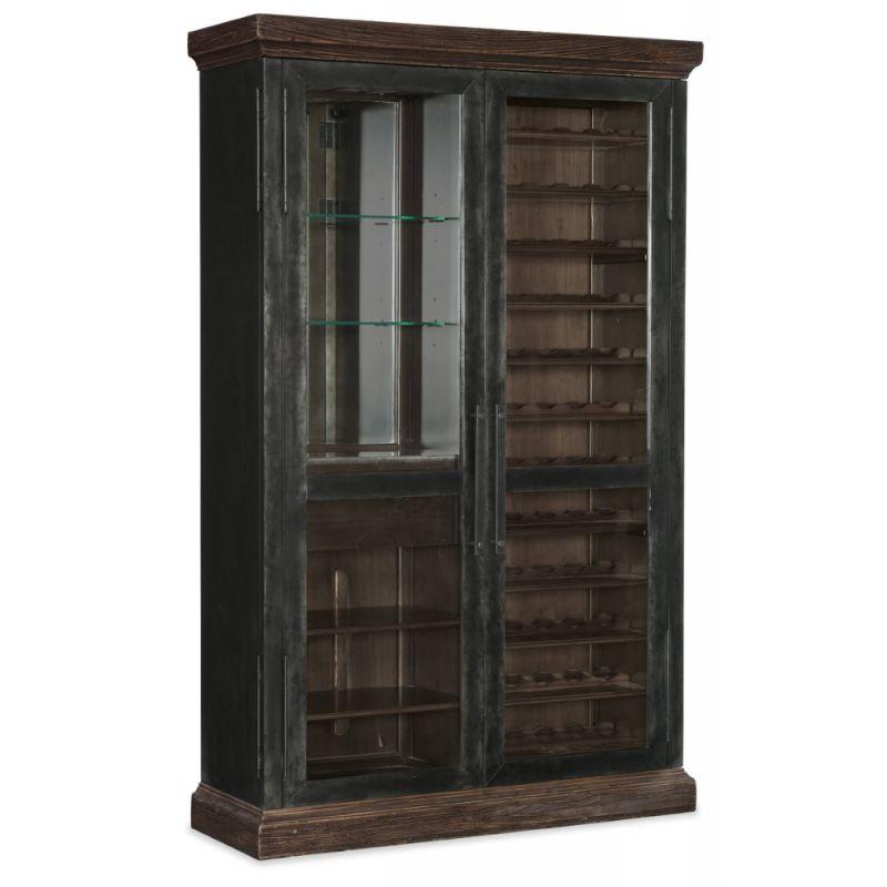 Hooker Furniture - Roslyn County Wine Cabinet - 1618-75917-DKW