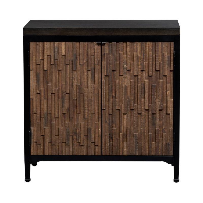 Liberty Furniture - Harvest Home Bedside Chest w/ Charging Station - 879-BR62