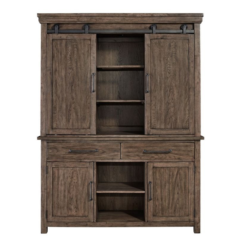 Liberty Furniture - Sonoma Road Buffet & Hutch - 473-DR-HB