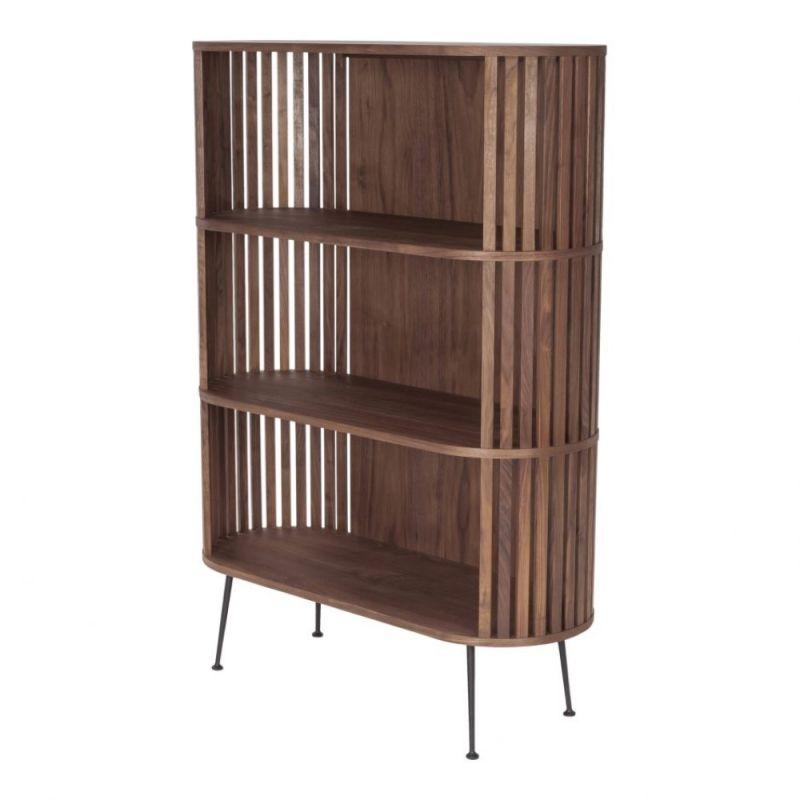 Moe's Home - Henrich Bookshelf in Natural Oil - YC-1024-21