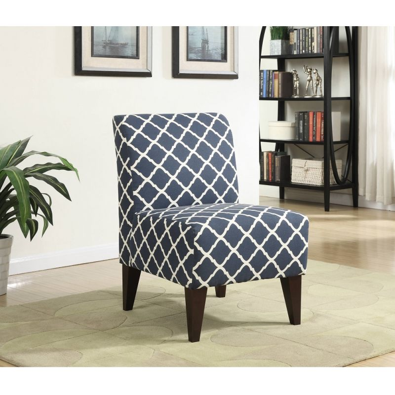 Picket House Furnishings - North Accent Slipper Chair - USC631100CA