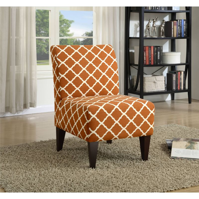 Picket House Furnishings - North Accent Slipper Chair - USC632100CA