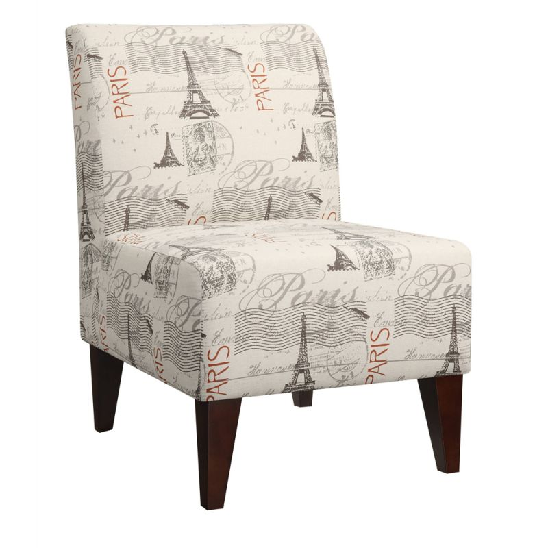 Picket House Furnishings - North Accent Slipper Chair - USC630100CA