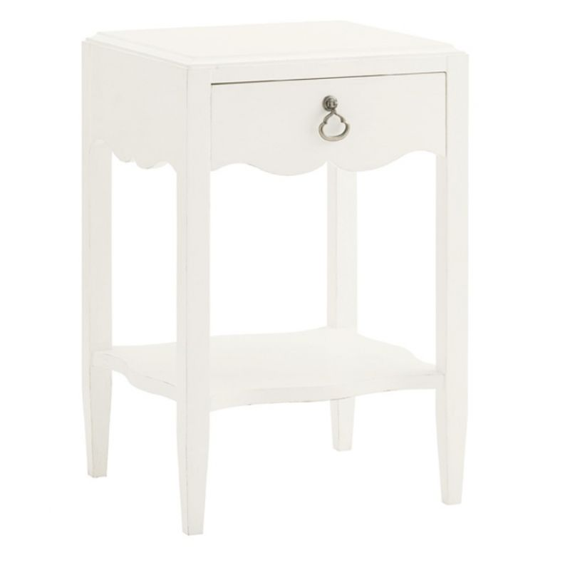 Tommy Bahama Home - Ivory Key Water Street Bedside Table - 01-0543-622