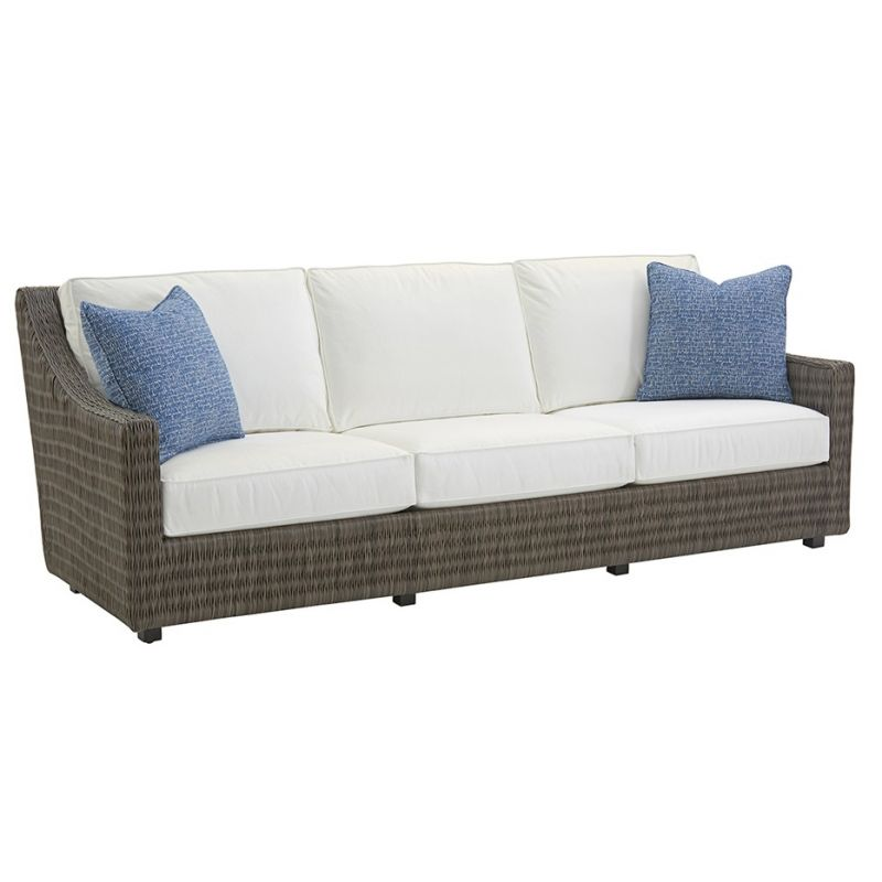 Tommy Bahama Outdoor - Cypress Point Ocean Terrace Long Sofa Blue - 01-3900-33-41