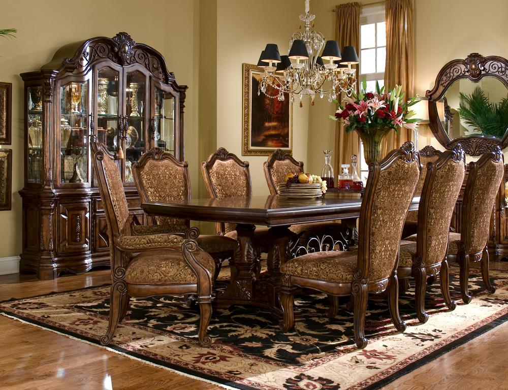 Aico By Michael Amini Windsor Court, Aico Tuscano Dining Room Set