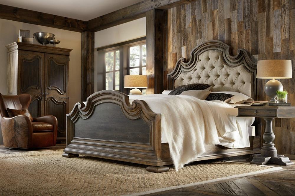 Hooker Furniture Hill Country 3 Piece King Bedroom Set 5960 Bedroom Set 1