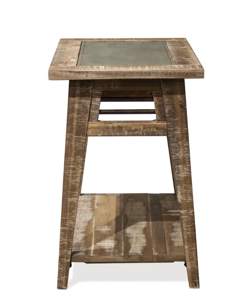 Riverside Furniture Rowan Chairside, Riverside Furniture Chairside Table